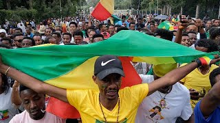 Several people killed in explosion at a rally for new Ethiopian PM