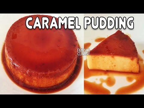 Caramel Pudding | Condensed Milk Pudding Recipe - YouTube ||*Fatima Fernandes | Easy Dessert Recipes