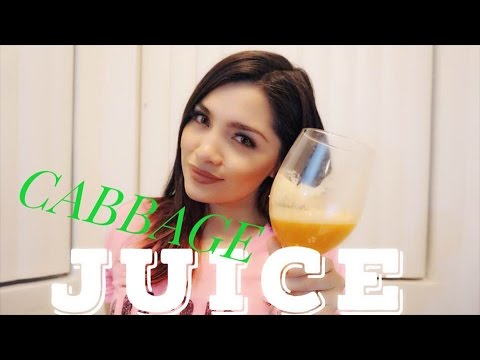 Cabbage Juice   Healthy Stomach