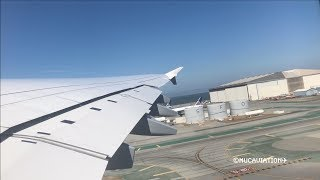 Majestic Lufthansa Airbus A380 Takeoff From Sfo [1080p60]
