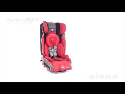 Diono RadianRXT Convertible Car Seat - Canada French