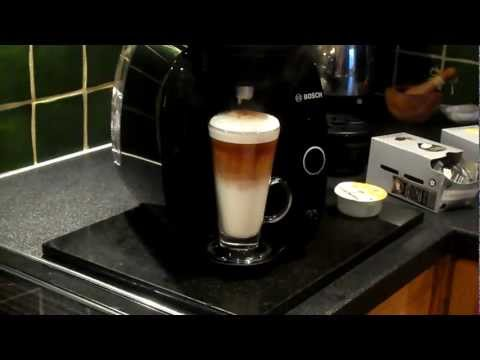 How to make the Best Tassimo Cart Noir Decaf Caramel Coffee Machine by Bosch