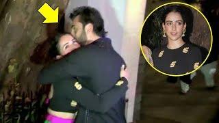 Ranbir Kapoor HUGS And KISSES HOT Sanya Malhotra At Aamir Khan's Diwali Party