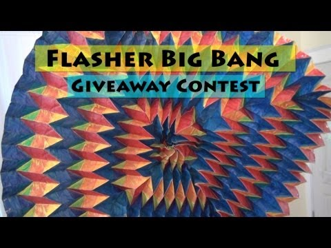 Flasher Big Bang Giveaway (Finished)