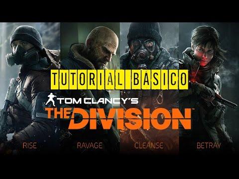 The Division - Tutorial Básico [ES] PS4