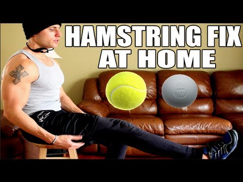 How To Fix Hamstring Pain And Tightness