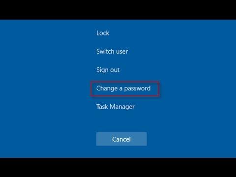 How to change password on windows 10 Hindi/Urdu.how to change password in windows 10