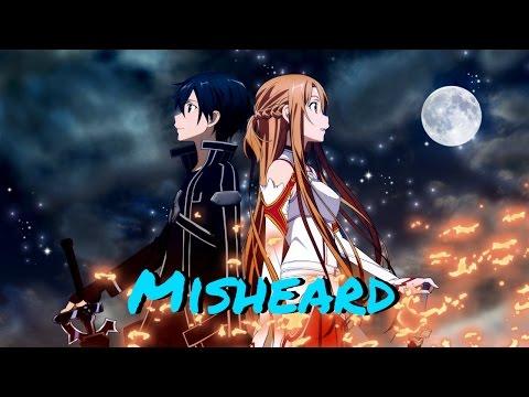~Misheard Lyrics~ Sword Art Online Op 1