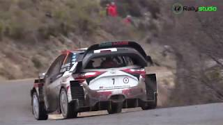 WRC Rally Monte Carlo 2018 HD