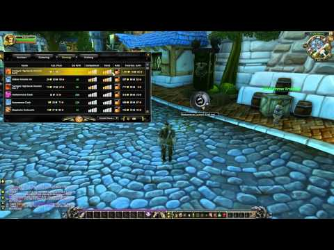 WoD 6.0.3 - Quick and Easy Way to Make Gold in WoW