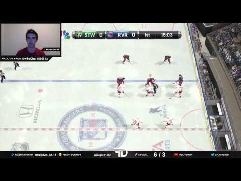 NHL 15 HUT: SPIN TO WIN #18 - FULL GAMEPLAY!