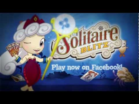 Solitaire Blitz Official Game Trailer