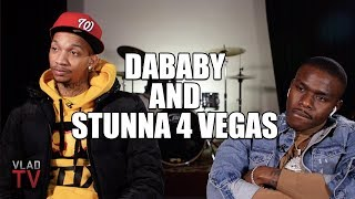 DaBaby on Signing Stunna 4 Vegas After Stunna Paid for a Verse (Part 8)
