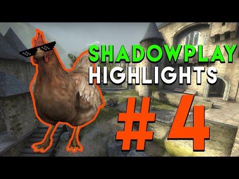 CS:GO Shadowplay Highlights #4