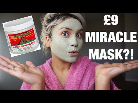 WORLDS MOST POWERFUL MIRACLE MASK?! | MAKE ACNE DISAPPEAR