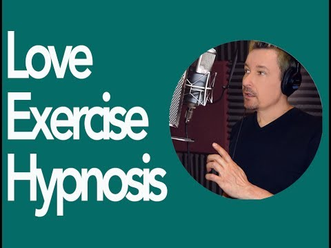 I Love to Exercise Platinum Hypnosis Audio Download by Dr. Steve G. Jones