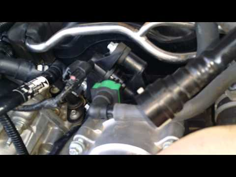 2013 ford f150 throttle body cleaning and assembly