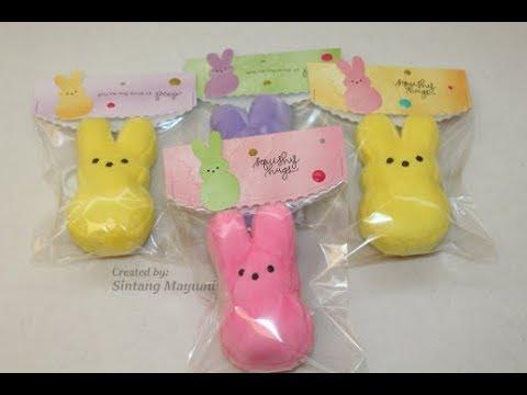 Peeps Easter Treat Bags