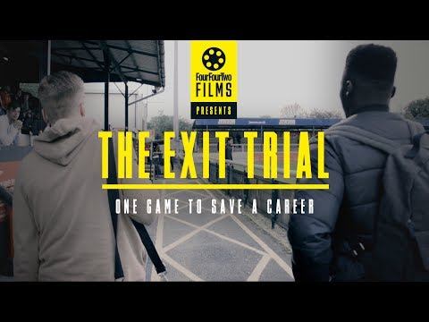 The Exit Trial | One game to save a career | Documentary