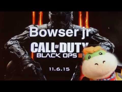 SMS Bowser jr call of duty black ops 3
