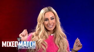 Big E & Carmella will compete for KaBOOM! in WWE Mixed Match Challenge
