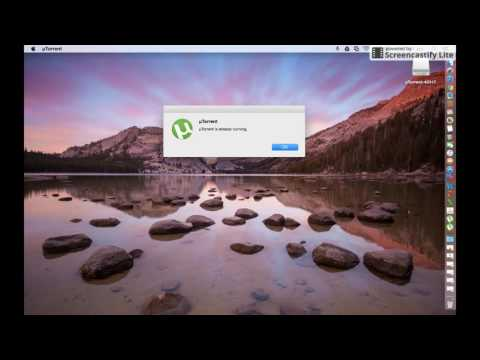 How to download Utorrent on Mac Latest Version