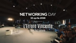 "Networking Day 16 Aprile 2016 - ""L"