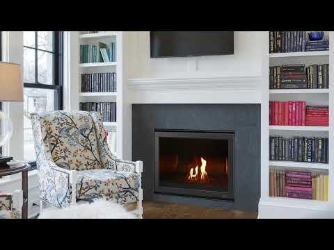 Heat & Glo® 6000/8000 Modern Series Gas Fireplaces