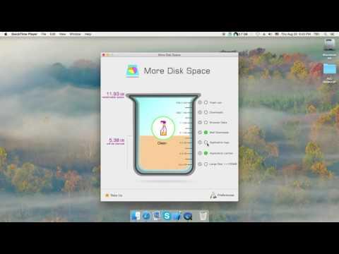 How to Clean Junk On Your Mac OSX El Capitan & MacOS Sierra?