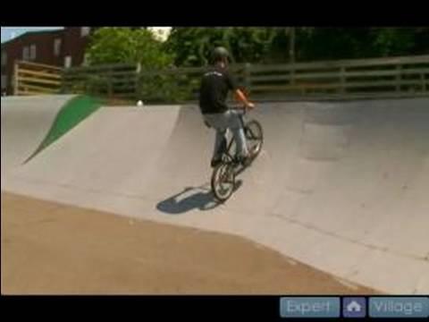 Basic Freestyle BMX Tricks : How to Do a Fakie on a BMX Bike