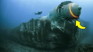 10 Incredible Lost Cities Found Underwater