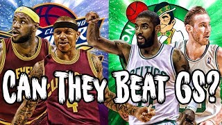 Did the Kyrie Irving Trade Make The Cavaliers BETTER?