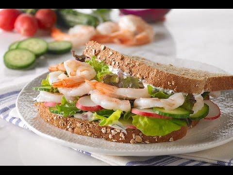 Cucumber Sandwiches recipe - Make Cucumber Sandwiches Tasty