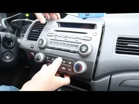 Bluetooth Kit for Honda Civic 2006-2011 by GTA Car Kits