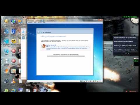Using Virtual Box to install Windows 7 and Sql Server 2008R2