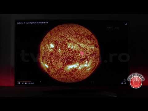 LG TV 49UJ701V webOS 3.5 Web Browser Test [43UJ701V 55UJ701V]