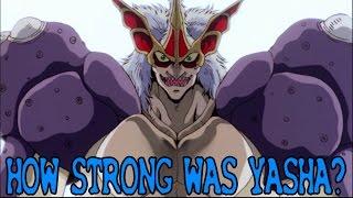 How Strong Was Yasha In Yu Yu Hakusho? Chapter Chat Episode 2