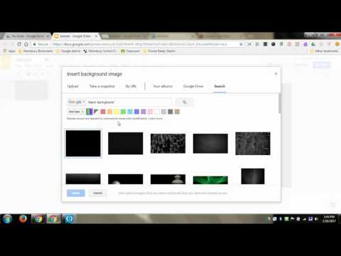 Google Slides  Adding Text and Changing Themes