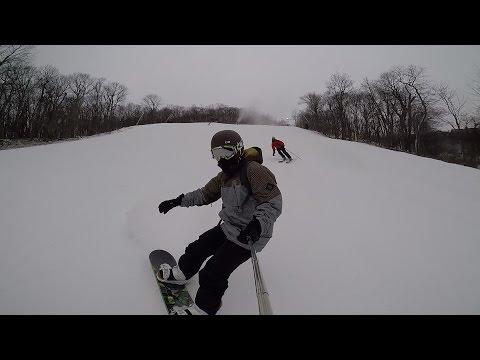 Wintergreen Ski Resort - GoPro Hero5 [1-5-17]