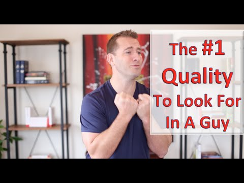 The #1 Quality To Look For When Dating A Guy