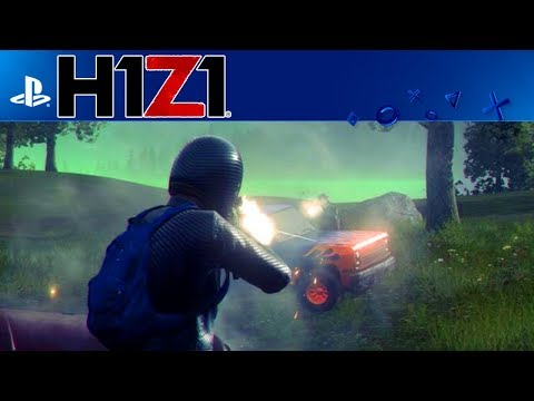 BEST H1Z1 PS4 TIPS! H1Z1 Playstation 4 Gameplay! (H1Z1 PS4 Open Beta)