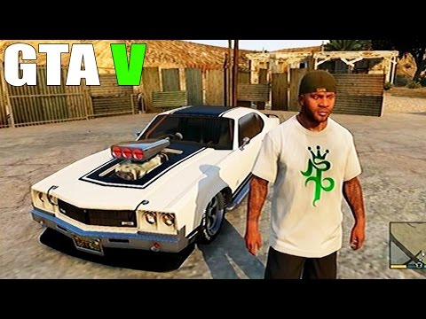 Grand Theft Auto V - Customizing One of The Best Car in The