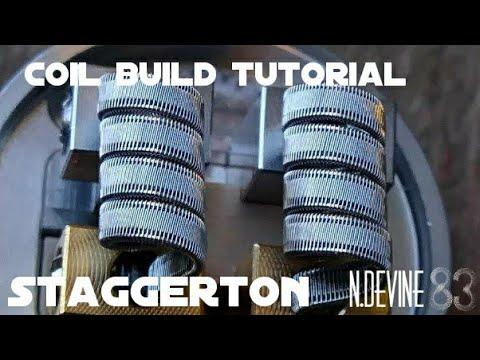 Coil build - staggerton tutorial - n.devine83