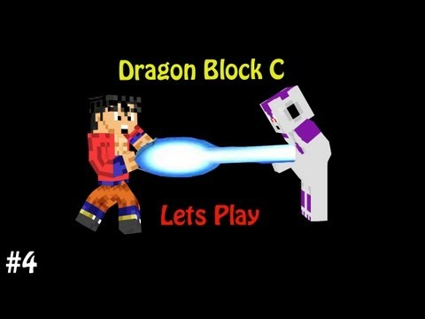 Dragon Block C Lets Play Episode 4: King Kai!! Karin?!