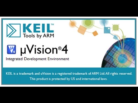 How to Program in Keil-uvision for AT89C51 micro-controller