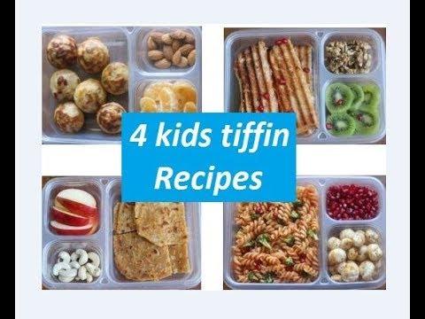 डिब्बा खाली पेट फुल /4 kids tiffin recipes by  Raks HomeKitchen