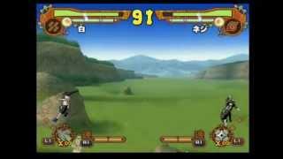Naruto Accel 2 | ナルトアクセル2 - OmegaZX [Haku] vs Shinobi [Pts Neji] - Pre Anime Friends 2013