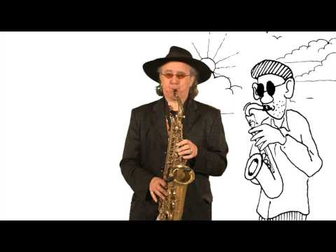 Play Ain't No Sunshine on alto sax- Chapter 2.5