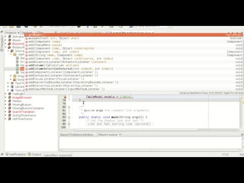 Set a column width of JTable according to the text| java programming