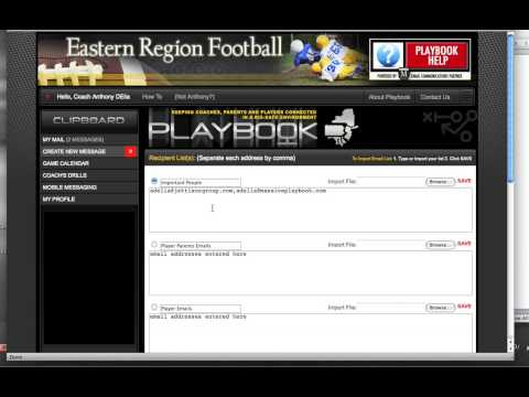 How to Massive Playbook send an email and attach a drill